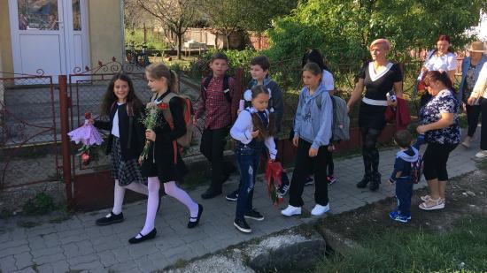 Székelykocsárd: beindult a délutáni magyar oktatás