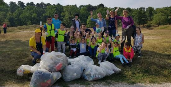 Kolozs megye: 12 ezer önkéntes gyűjtötte a szemetet