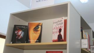 Fél könyv áráért ötévnyi olvasnivaló a Donát úti új könyvtárban