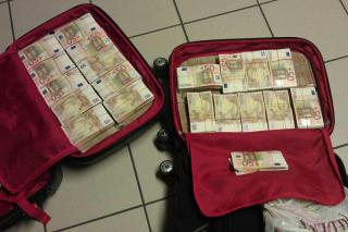 Nem sikerült 70 ezer eurót átvinni a határon