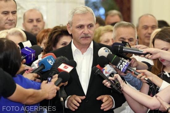 Megerősítette tisztségében a PSD végrehajtó bizottsága Liviu Dragneát