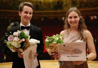 Orosz zongorista győzött a George Enescu klasszikus zenei versenyen