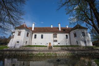 Barangolás a miklósvári Kálnoky-kastélyban