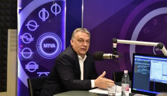 Orbán Viktor: májusban meg kell változtatni az európai politikát