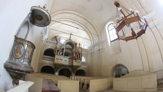 Uniós pénzből restaurálják az ótordai református templomot