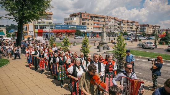 """Buzás-Fekete Mária, Bánffyhunyad alpolgármestere: """"A kincsből, ami nekünk maradt, lehet építkezni"""""""