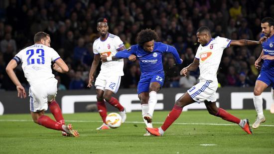Európa Liga: Egy góllal kapott ki a Vidi a Stamford Bridge-en