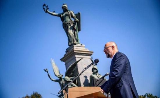 Aradi vértanúk - Az örök magyar szabadságigényről beszéltek az aradi megemlékezés szónokai
