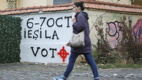 Népszavazás - 15,21% volt a részvételi arány vasárnap 16 órakor, Kolozs megyében 14,1%
