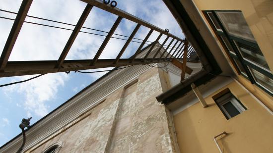 Restaurálják a kolozsvári evangélikus templomot