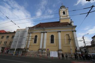 Elkezdték az evangélikus templom felújítását