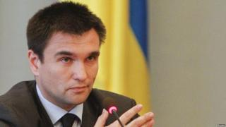 Ukrán külügyminiszter: Kijev nem akarja asszimilálni a kárpátaljai magyarokat