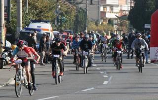 Tandembiciklizés vakoknak és gyengénlátóknak Kolozsváron
