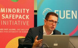 FUEN: A kisebbségi jogok korlátozásával Ukrajna veszélyes úton jár