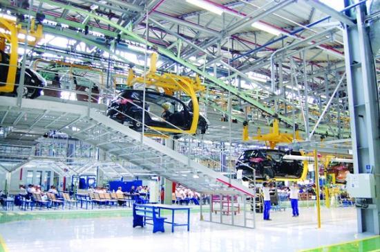 Huszonhét százalékkal nőtt a járműgyártás az első háromnegyed évben