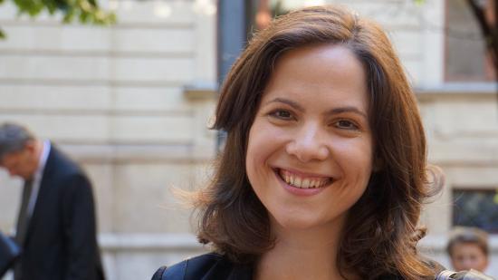 Mécs Anna az idei Margó-díjas