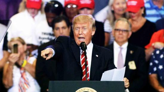Donald Trump: a kongresszus is részt vesz majd a Rijádnak adandó válasz kimunkálásában