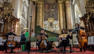 Barokk hangulat a Zenei Őszön