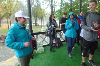 Kitartó esőben futottak Andreáért