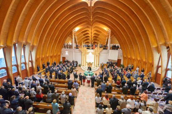 Felavatták a törökvágási gyülekezeti házat