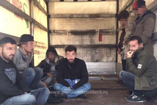 Illegálisan próbálták elhagyni Romániát