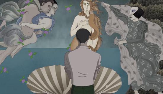 Oscar-díj – A Ruben Brandt, a gyűjtő az animációs nevezések között
