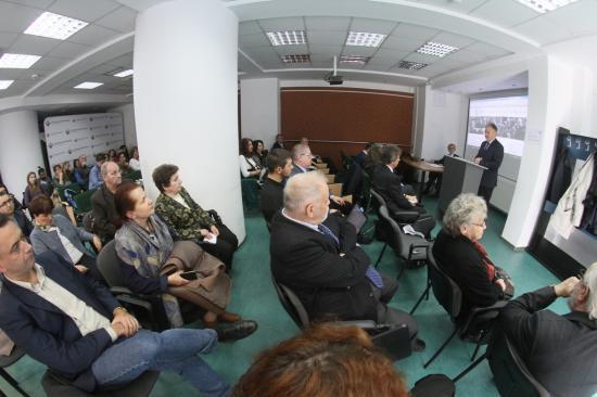 Kolozsváron nyílt meg Közép-Kelet Európa első holokauszt intézete
