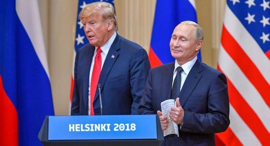Trump, Putyin és a Mennyország