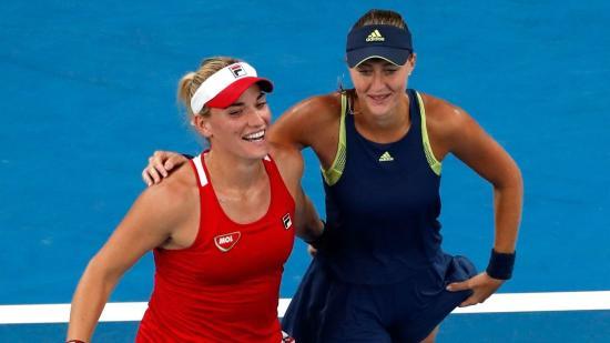 WTA-vb: Babos Tímea ismét világbajnok
