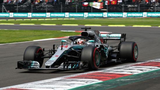 Mexikói Nagydíj: Hamilton ötödször világbajnok, Verstappen nyert
