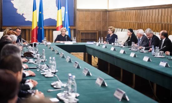 Bizalmatlansági indítvány a Dăncilă-kormány ellen?