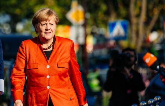 Mutti - Angela Merkel