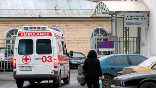 Robbanás történt az orosz Szövetségi Biztonsági Szolgálatnál