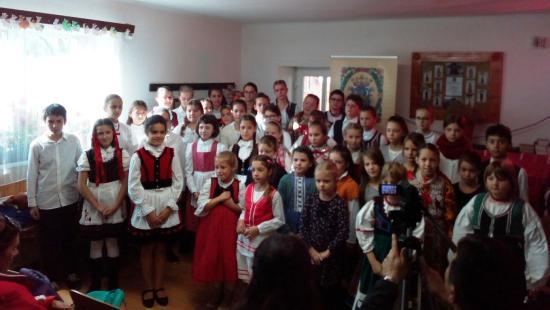 Taroltak a kolozsváriak a népdaléneklési versenyen