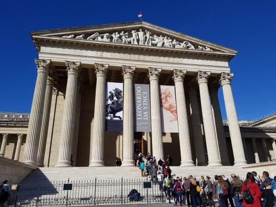 Újranyitotta kapuit, nézzünk hát be a budapesti Szépművészeti Múzeumba