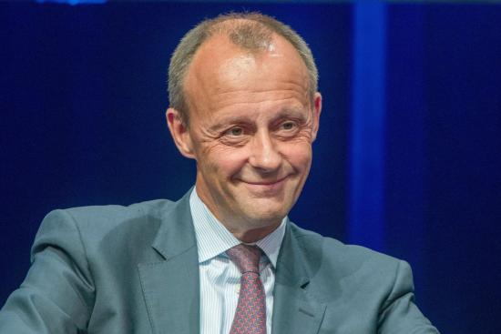 A németek legnagyobb része Friedrich Merzet választaná meg CDU-elnöknek