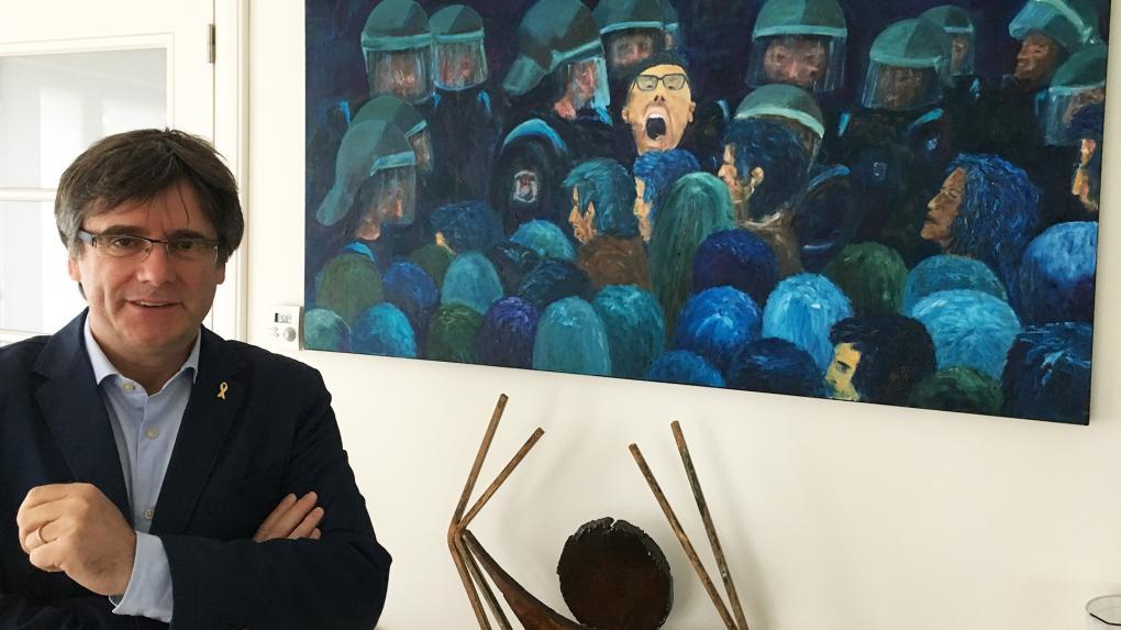 Interjú a brüsszeli száműzetésben élő Carles Puigdemont volt katalán elnökkel