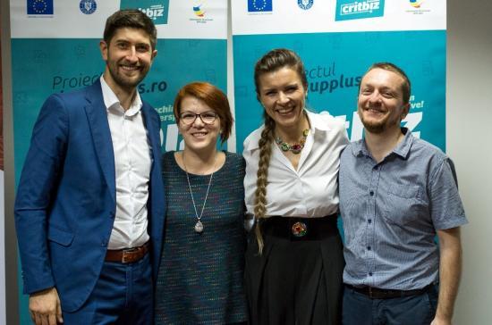 Critbiz program: útravaló fiatalok kreatív vállalkozásához