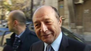 Traian Băsescu DNA-nál