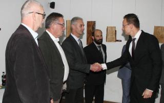 Szijjártó Péter Kolozsváron - Székelyföldre is kiterjeszti Magyarország a gazdaságfejlesztési programot (FRISSÍTVE)