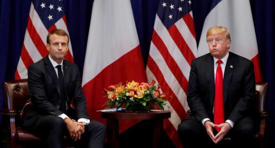 Világháborús centenárium - Trump a rossz idő miatt lemondta a koszorúzást az amerikai temetőben