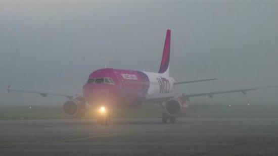 Négy járatnak volt késése a köd miatt a kolozsvári reptéren