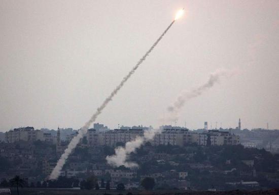 Tovább folynak a rakétatámadások Izrael és a palesztin Hamász között