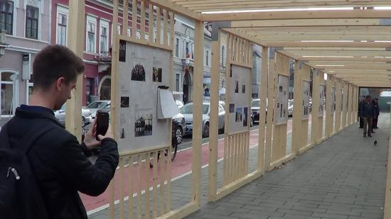 VIDEÓ - Tíz évtized Románia száz fotóban