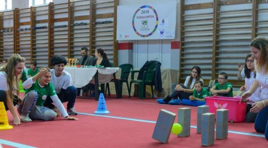 Paralimpiai játékok negyedszer Kolozsváron