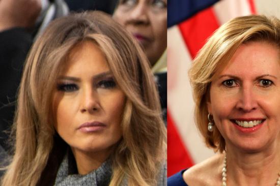 Melania Trump bírálata után menesztették az amerikai nemzetbiztonsági tanácsadó helyettesét