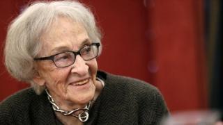Ida Vitale uruguayi költő a spanyol Cervantes-díj idei nyertese