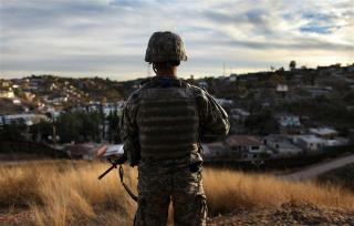 A Pentagon nem küld több katonát az amerikai-mexikói határhoz