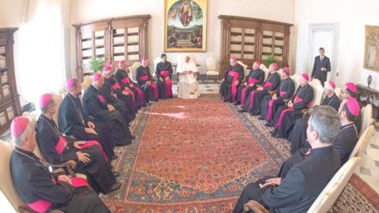 """Ferenc pápa """"majdnem teljesen biztos"""" romániai látogatásáról"""