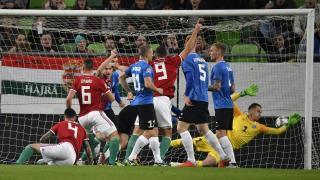 Magyar–észt: hazai győzelemmel versenyben a második helyért